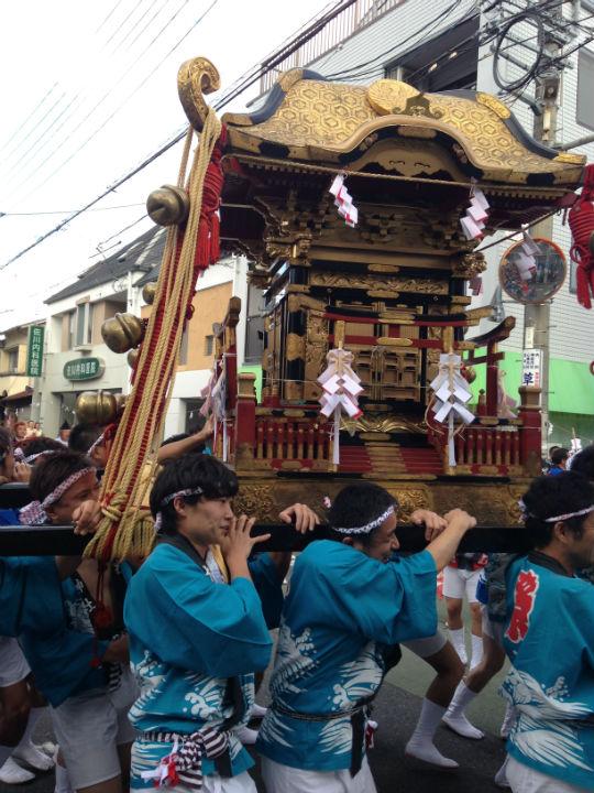 玖波神輿3