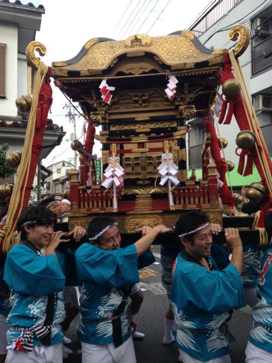 玖波神輿2