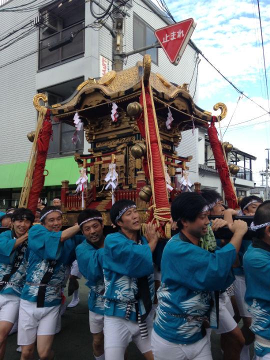 玖波神輿4